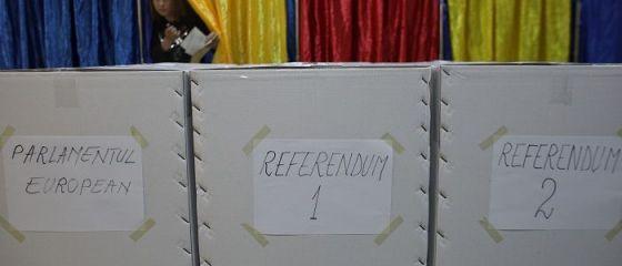 Alegeri europarlamentare 2019. Rezultate EXIT-POLL alegeri europarlamentare și referendum pe justiție. PSD, la egalitate cu PNL