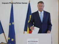 Președintele Iohannis cere Guvernului PSD să plece. Reacțiile liderilor politici față de rezultatele alegerilor europarlamentare