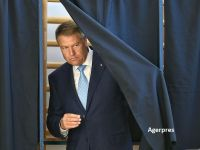 Kalus Iohannis își depune, vineri, candidatura la alegerile prezidenţiale