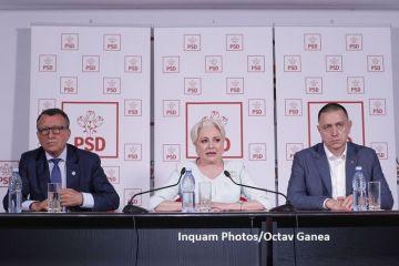 Noi miniștri propuși de PSD: Titus Corlățean vicepremier, Ana Birchall la Justiție și Roxana Mânzatu la Fonduri Europene. Paul Stănescu, votat preşedinte executiv al PSD