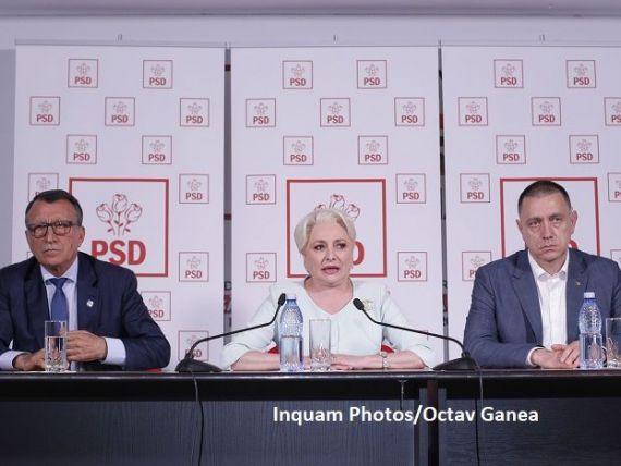 Teodorovici, Fifor, Ecaterina Andronescu și Tăriceanu, pe lista candidaților PSD la prezidențiale. Când decid social-democrații pe cine susțin la alegeri