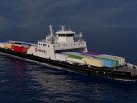 Feriboturi gigant, construite la Mangalia, vor pleca la capătul lumii. Cum arată navele revoluționare
