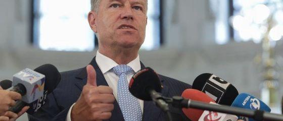 Consultări la Cotroceni privind un nou premier şi alegeri anticipate. PSD nu participă