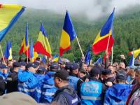 Tensiuni între români și maghiari, la un cimitir din Harghita. De la ce au pornit
