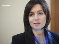 Guvernul din Republica Moldova, condus de Maia Sandu, demis în urma unei moțiuni de cenzură