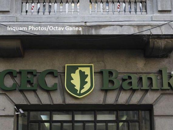 CEC Bank majorează dobânzile la depozite
