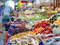 Prețurile au continuat să crească și în luna mai, inflația anuală se menține la 4,1%. Alimentele s-au scumpit cu peste 5%