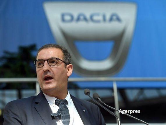 Dridi, Automobile Dacia:  Industria auto reprezintă 14% din PIB şi 26% din exporturi. În următorii trei ani vom investi încă 800 mil. euro în România