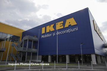 IKEA România elimină din magazine toate produsele din plastic de unică folosință