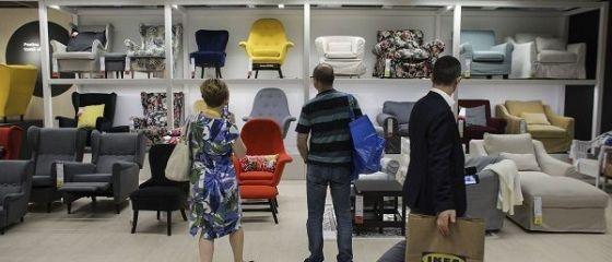 Cu cât își plătește IKEA angajații aflați în șomaj tehnic, după ce suedezii au închis magazinele din București