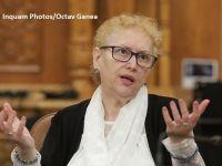 Renate Weber, validată în funcţia de Avocat al Poporului