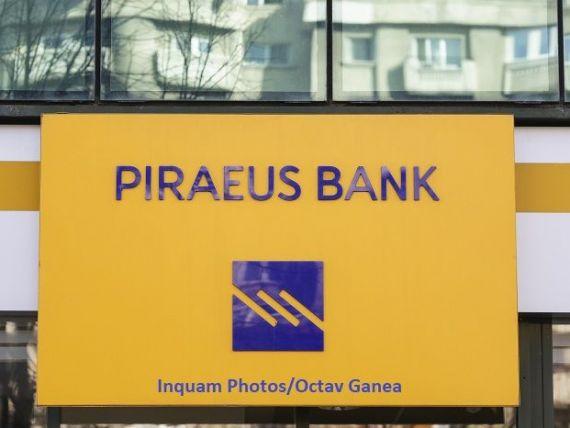 Fosta Piraeus Bank, preluată de First Bank, obligată să modifice două tipuri de contract, în urma unei sentinţe definitive