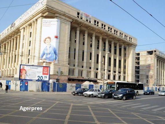 Casa Radio, gigantul de beton din centrul Bucureștiului, își schimbă proprietarul. Tranzacție de 60 milioane euro