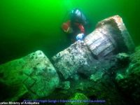 Descoperirea unui oraș scufundat i-a uimit pe cercetători. Ce-au găsit în bdquo;Atlantida Egiptului