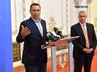 Alianța dintre ALDE și PRO România s-a redus la discuții. Cum și-a schimbat Tăriceanu postarea pe Facebook