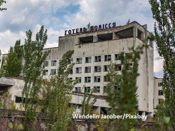 Votca Atomik, primul produs de consum obţinut la Cernobîl. Cercetătorii studiază modul în care terenul îşi revine după catastrofa din 1986