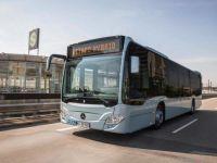 Primăria Capitalei cumpără 130 de autobuze hibrid de la Mercedes-Benz. Cum arată