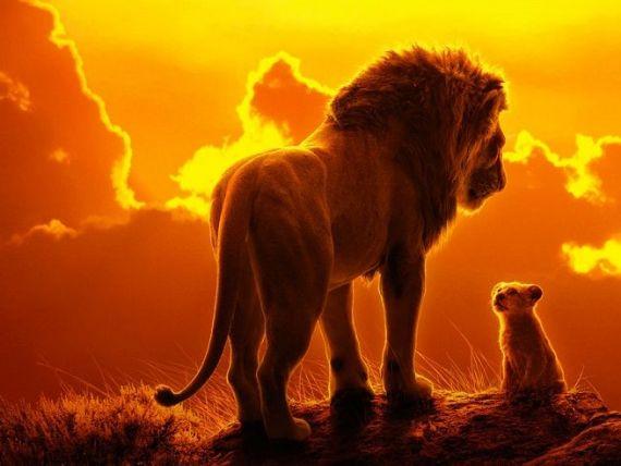 The Lion King , filmul de animaţie cu cele mai mari încasări din istoria box-office-ului american