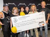 Metallica a donat 250.000 de euro pentru spitalul construit de  Dăruieşte Viaţă
