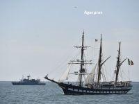 Paradă grandioasă de Ziua Marinei la Constanţa, cu zeci de nave de război