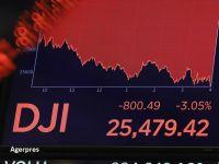 Bursa americană a înregistrat cel mai grav declin de după 1987. Trump avertizează că cea mai mare economie a lumii ar putea intra în recesiune