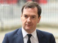 Boris Johnson îl vrea pe fostul ministru de Finanțe George Osborne la șefia FMI și cere sprijinul SUA și al Chinei