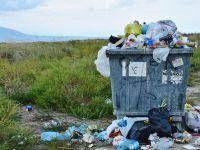 Românii generează cea mai redusă cantitate de deşeuri municipale din UE