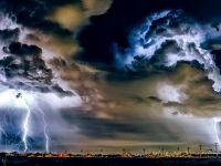 Atenționare meteo. Cod galben de vreme instabilă, în mai multe județe
