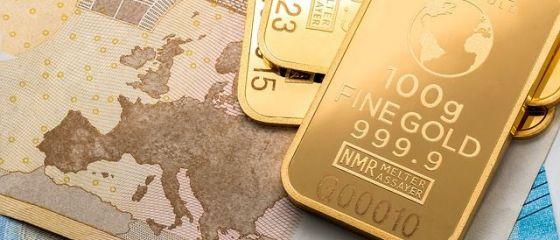 Leul se depreciază în raport cu euro. Aurul se îndepărtează de maximul de săptămâna trecută