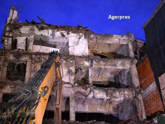Reconstrucția magazinului București, clădire emblemă de pe Lipscani, finalizată până la finalul anului. Pentru ce va fi folosit spațiul