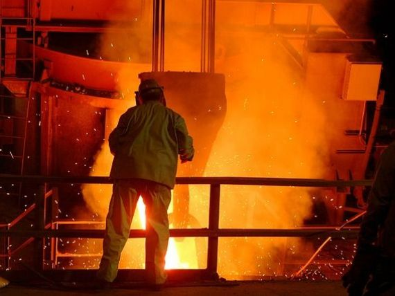 Bloomberg: Liberty Steel vrea să investească 200 mil. euro la Galați. Perspectivele de creştere din România sunt mai bune decât în restul Europei