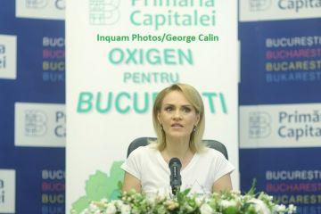 Gabriela Firea modifică taxa de poluare pentru București. Ce mașini vor fi interzise în Capitală