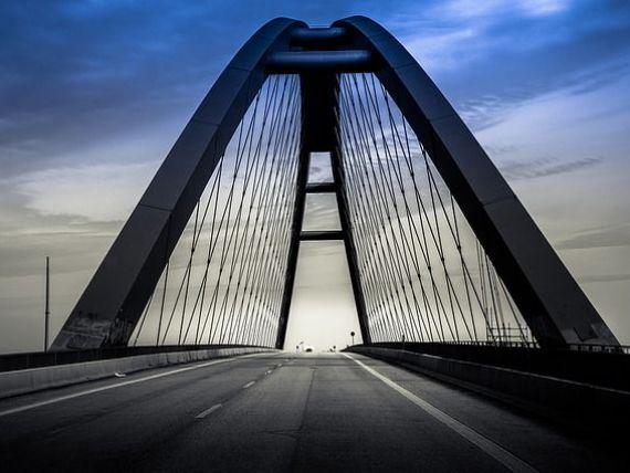 UE finanțează podul peste Dunăre de la Brăila cu peste 363 mil. euro