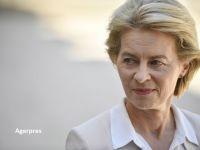 Ursula von der Leyen își prezintă marţea viitoare noua echipă care va alcătui Executivul european