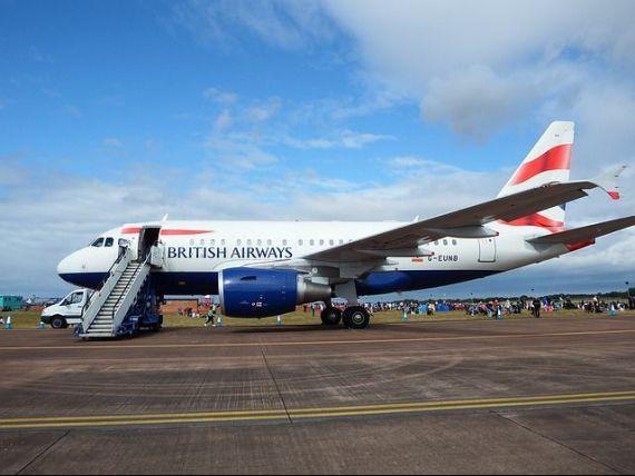 Atenționare de călătorie în Marea Britanie. Mai multe zboruri Londra-București, afectate de greva de la British Airways