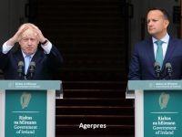 """Dublinul acuză Londra că nu a prezentat nicio propunere """"realistă"""", pentru a ieși din impasul Brexitului. Johnson promite că va """"produce"""" idei"""