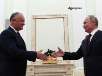 Rep. Moldova a bătut palma cu Rusia. Gazprom va livra Chișinăului gaze mai ieftine, dacă încheie un nou acord, la finalul anului