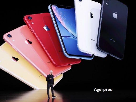 Apple amână producţia noilor iPhone-uri 5G, din cauza scăderii cererii provocate de coronavirus