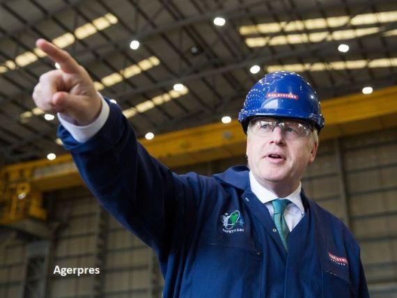 The Times: Boris Johnson vrea să folosească tactica lui Trump în negocierile cu UE. Amenință cu suprataxe vamale pentru produsele europene, după Brexit