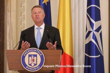 Iohannis face apel la companiile din România să vină cu  idei către guvernanți , legate de producţia de materiale pentru combaterea COVID-19