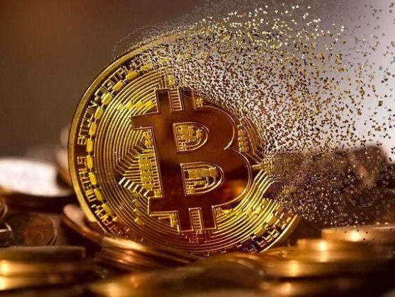 Bitcoin a mai pierdut 8% din valoare, în ultimele 24 de ore. Piaţa criptomonedelor s-a redus cu peste 100 de miliarde de dolari în două zile