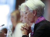 Europa a depășit scenariul  moderat  și se îndreaptă spre cel  sever . Christine Lagarde: Economia zonei euro ar putea scădea între 8% şi 12%, anul acesta