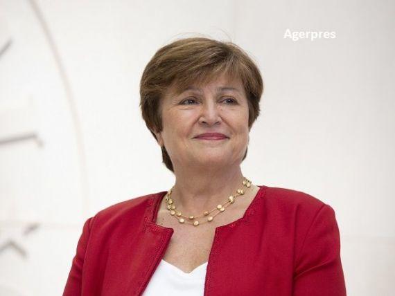 Kristalina Georgieva, confirmată în funcţia de director general al FMI. Este primul șef al instituției care provine dintr-o țară fostă comunistă din estul Europei