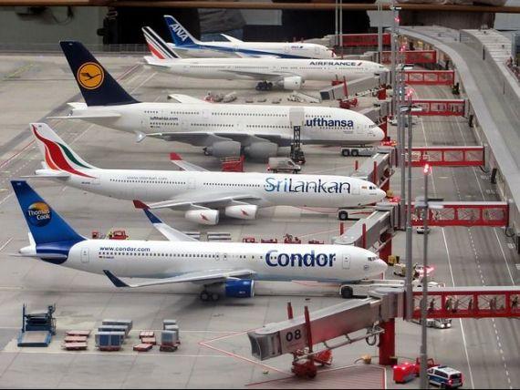Compania aeriană Condor, subsidiară a Thomas Cook, și-a asigurat viitorul. A obținut un credit de 380 mil. euro de la statul german