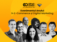 Speakeri de renume internațional vin la GPeC SUMMIT, evenimentul anului în E-Commerce și Digital Marketing