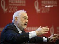 """Ce spune Joseph Stiglitz, laureat cu Nobel, despre viitoarea criză: """"Observ o încetinire semnificativă a creşterii, care va genera multe falimente"""""""