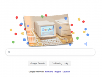 """Google împlinește 21 de ani. A pornit cu 100.000 de dolari de la un investitor care credea că """"un motor de căutare pe Internet va revoluţiona lumea"""". Și a revoluționat-o"""