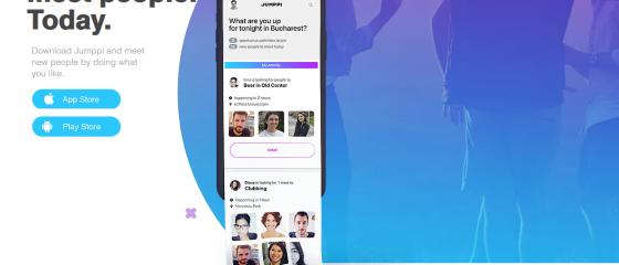 Rețeaua de socializare 100%  made in Romania , care vrea să concureze cu Facebook. Ce pot face tinerii prin intermediul aplicației Jumppi