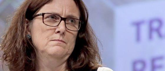 Suedia o propune pe Cecilia Malmstrom, fost comisar european, pentru postul de secretar general al OECD