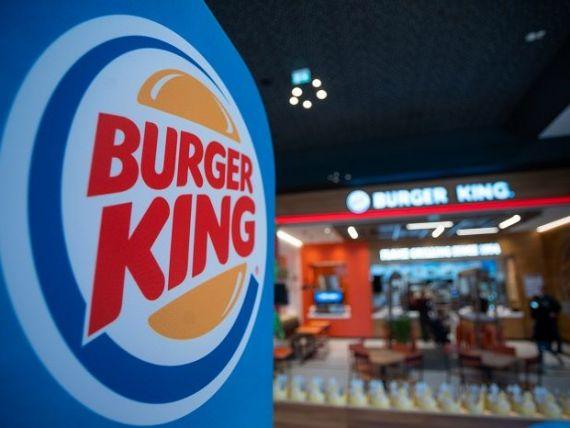 Burger King anunță record de vânzări pentru Europa Centrală și de Est, după deschiderea restaurantului din România